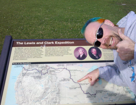 Lewis and Clark (again!)