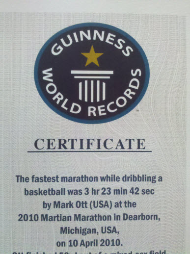 World Record!