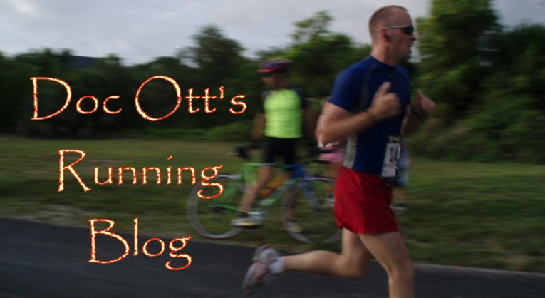 Doc Ott's Running Blog