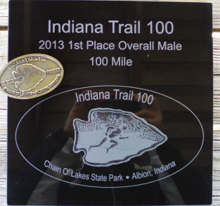 The Indiana Trail 100 is the first ever trail 100 in Indiana and it was put on by a set of top notch crew of race directors at Chain O' Lakes State Park.